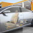 Continental enhances Electric Vehicle Safety