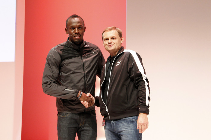 USAIN BOLT RENEWS ENDORSEMENT CONTRACT WITH PUMA BEYOND THE 2016 OLYMPIC GAMES