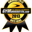 Gymgrossisten Awards 2013