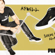 PUMA? ANNOUNCES GLOBAL DANCE ICON, AXWELL AS THE NEW LIFESTYLE BRAND AMBASSADOR FOR EUROPE THIS SPRING/SUMMER 2014