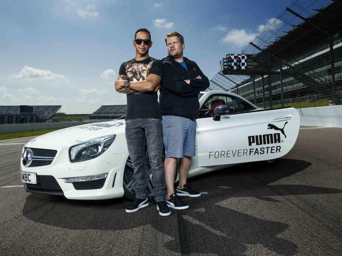 LEWIS HAMILTON GIVES FASTEST EVER INTERVIEW